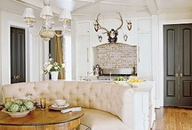 GORGEOUS ROOMS / Gorgeous rooms. Dramatic rooms. Amazing rooms / design inspiration / beautiful rooms  / by South Shore Decorating