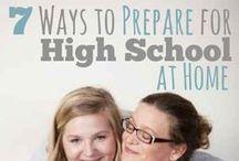 Homeschool HighSchool / by Dianna Auton