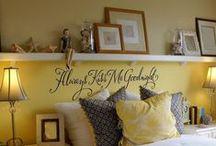 bedroom / by Melissa Schornagel Walker