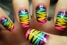 Paint Me A Nail / Nail Designs / by Cheryl Croce Culver