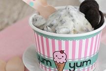 Ice Cream/Frozen Yogurt / by Kesha Gooding