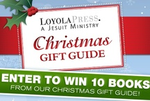 Christmas Gift Guide Giveaway / Thanks to everyone who participated in our Christmas Gift Guide Giveaway. The contest has now ended. Feel free to peruse the books below from our Christmas Gift Guide. / by Loyola Press