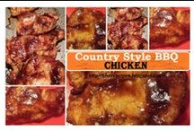BBQ / Cooking BBQ Style in the house or on the Grill / by Cheryl Croce Culver