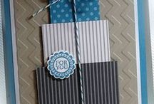 Cards to make and other paper crafts / by Aimee Rayborn