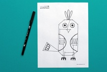 Printables / by Ali Wright