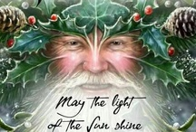 { yule } / by Avalon Moonsong