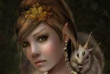 { elvish } / by Avalon Moonsong