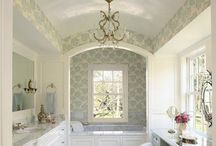 Bathroom ideas / by Nicki Thompson