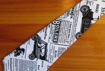 Neckties / by Wilderness Ties