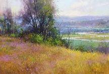 Pastel Paintings / Pastel Paintings / by Diane Ruck