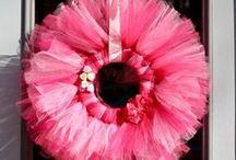 Wreath-mania / by Holly Britton