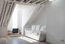 INTERIORS | ATTIC II / by R M architect®