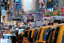NYC / by Ute Kriegisch