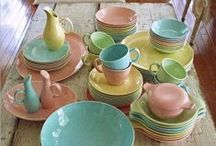 Dish Sets / by Sonja Farrell