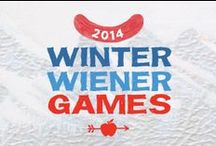 Winter Wiener Games / Paying tribute to the top dogs of winter sports!  / by Applegate