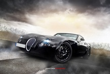 Things that go fast! / Cars, motorcycles, boats.... really anything that has a motor. / by Michael Kraft