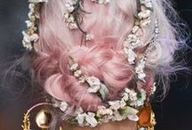 festive tresses / by PRIMPED