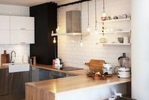 Kitchens / by Angela Hofmeister