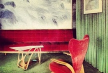 Eclectic & Bold Interiors / by fearsandkahn