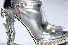 The shoe factor / by Carla Williams