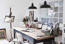 Office Space / by Angela Hofmeister