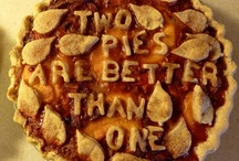 no matter how you slice it / Pies, tarts, a little slice of heaven. / by Bridgette Bateman