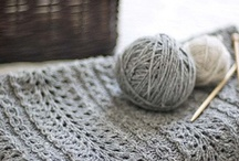 Knitting Patterns and Ideas / by Melissa Basler