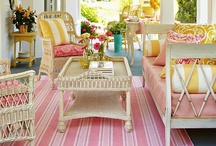 Patio/Porch/Pergola/etc.. / by Christina Ray