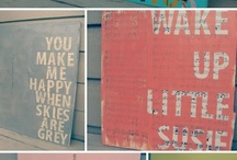 Craft Ideas / by Brittany Haga