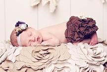 """Babies! I love babies!"" / by Brittany Haga"