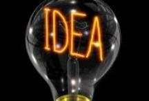 IDEAS FANTASTICAS / by Alexa Vima