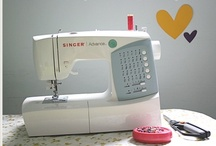 Sewing and Crocheting / by Nichole Greshik