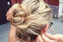 Hair. / by Jasmyn Rivera