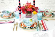 Table Settings  / by Jo McGinn