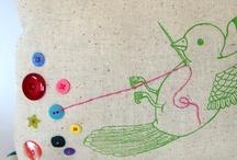 Embroidery / by Manja Hansen