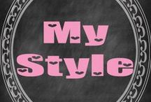 My Style / by Stephanie VanTassell