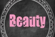 Beauty / by Stephanie VanTassell