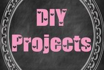DIY Projects / by Stephanie VanTassell