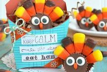 ~Fall*Thanksgiving~Food*Treats~ / by LeAnnJohnson{crafty2thecore}