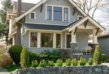 Arts & Crafts/Craftsman Style / by Heath Perry