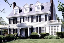 Colonial Style / by Heath Perry