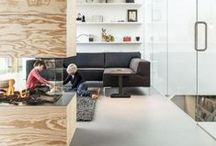 living / general living spaces, real and imagined. / by cara | chickpea magazine