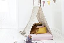 Childrens Decor / by Deborah Beau - Kickcan & Conkers