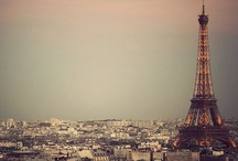 Favorite Places in France / by Emily Creighton