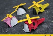 Craft Time / Craft time ideas for you and your little one. / by Brica Inc.