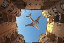 Airplanes / by Corrine Leau