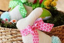 Easter / Craft Ideas along with food ideas for this holiday / by Sandy Duncan