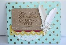Stampin Up / by Sue Bar