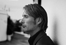 Mads About Him / Mads Mikkelsen, Danish born actor extraordinaire  / by Isabela Silva