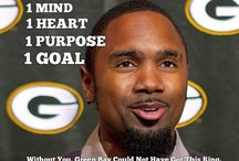 Green Bay Packers / All things devoted to the best football team ever.  Features current and past Packers.  Packers rule. Your team drools.   / by Kathy Kramer